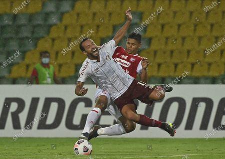Editorial photo of Brazil Soccer Copa Libertadores, Armenia, Colombia - 28 Apr 2021