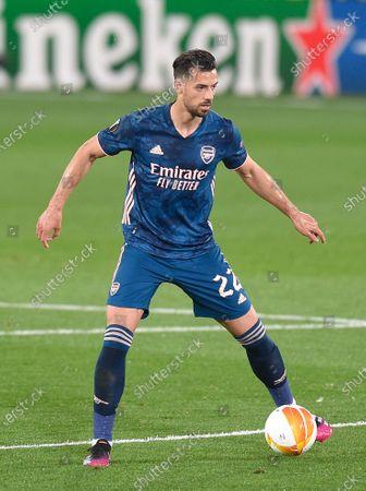 Pablo Mari of Arsenal