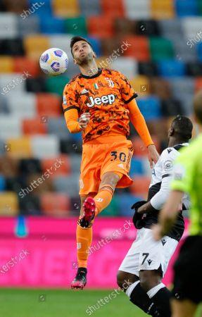 Rodrigo Bentancur of Juventus.