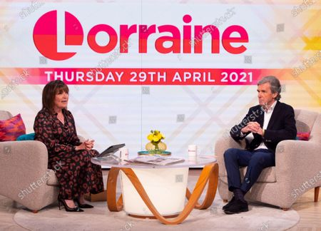 Lorraine Kelly, John Stapleton