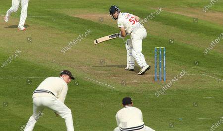 Editorial picture of Glamorgan v Kent, LV= County Championship, Group Three - 29 Apr 2021