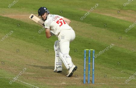 Editorial photo of Glamorgan v Kent, LV= County Championship, Group Three - 29 Apr 2021