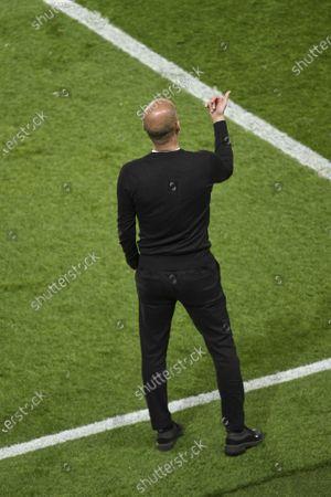 Coach Manchester City - Josep Pep Guardiola
