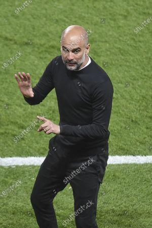 Coach Manchester City - Josep Pep Guardiola -