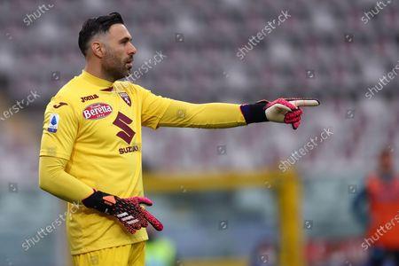 Editorial photo of Torino Fc v Ssc Napoli, Italian Serie A, Torino, Italy - 26 Apr 2021