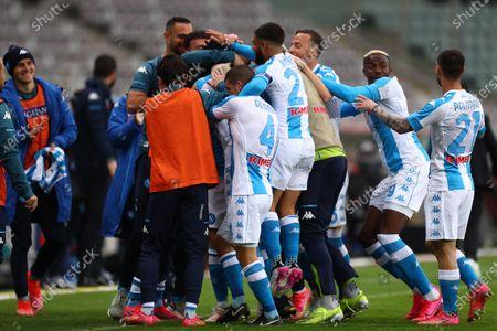 Editorial image of Torino Fc v Ssc Napoli, Italian Serie A, Torino, Italy - 26 Apr 2021