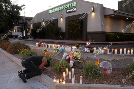 Editorial image of Shooting rampage in Los Angeles - killing two people and wounding two others, Los Angeles, California, United States - 28 Apr 2021