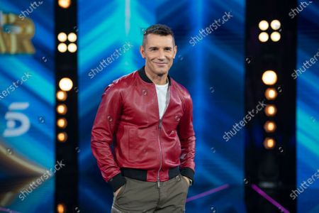 Editorial photo of 'How Much Your Voice is Worth?' photocall, Mediaset Studios, Madrid, Spain - 29 Apr 2021