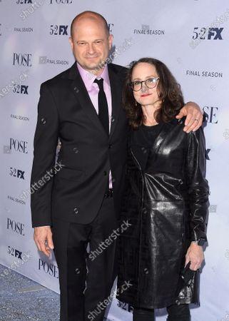 Executive Producer Brad Simpson and Executive Producer Nina Jacobson