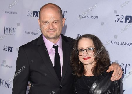 Editorial image of Premiere of the 3rd and Final Season of FX's 'Pose', Arrivals, New York, USA - 29 Apr 2021