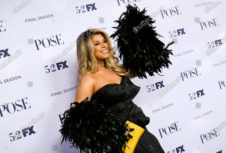 "Actor Hailie Sahar attends FX's ""Pose"" third and finale season premiere at Jazz at Lincoln Center, in New York"