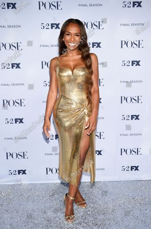 """Writer-director and executive producer Janet Mock attends FX's """"Pose"""" third and finale season premiere at Jazz at Lincoln Center, in New York"""