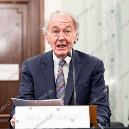 Editorial photo of Senate Commerce, Science, and Transportation Committee Hearing in Washington, US - 29 Apr 2021