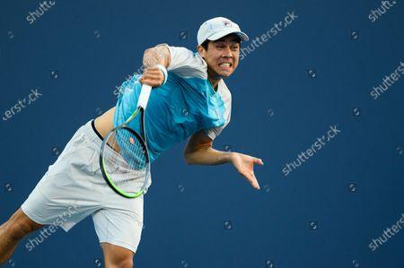 Editorial image of Tennis Miami Open, Miami Gardens, USA - 24 Mar 2021