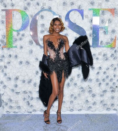 Editorial image of FX's 'Pose' TV show 3rd and final season premiere, Arrivals, Jazz at Lincoln Center, New York, USA - 29 Apr 2021