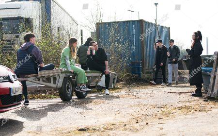 Editorial photo of 'Coronation Street' TV Show, UK - May 2021