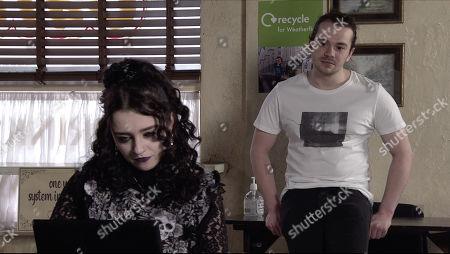 Editorial image of 'Coronation Street' TV Show, UK - May 2021