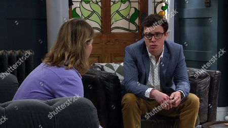 Emmerdale - Ep 9047 Thursday 13th May 2021 - 2nd Ep Vinny Dingle's, as played by Bradley Johnson, shocked to discover Liv Flaherty, as played by Isobel Steele, covertly drinking and sees she's at breaking point. Will Vinny find out the true extent of her drinking and will Liv be able to tell Vinny the truth about what really happened with Paul?