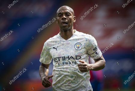 Fernandinho of Manchester City