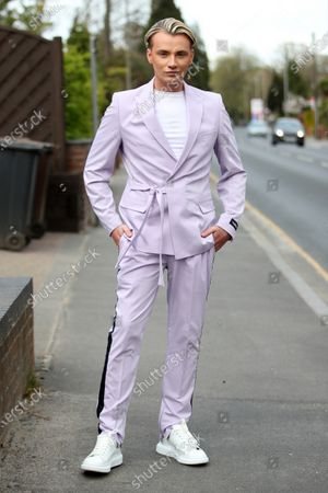 Editorial photo of Exclusive - 'The Only Way is Essex' TV show filming, UK - 29 Apr 2021