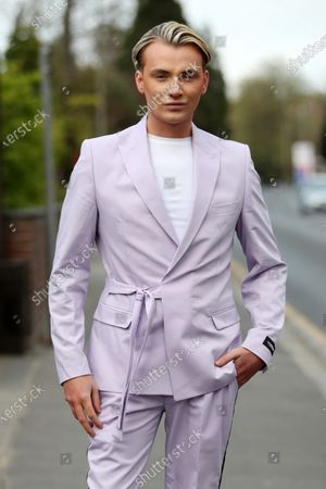 Editorial image of Exclusive - 'The Only Way is Essex' TV show filming, UK - 29 Apr 2021