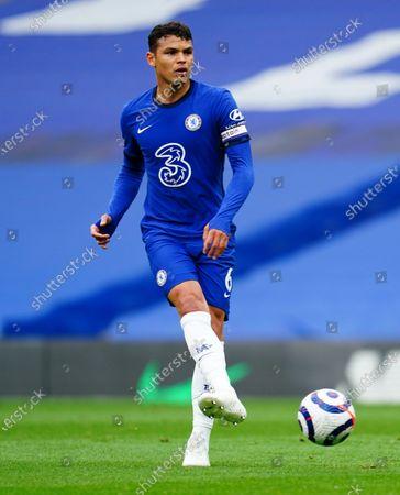 Thiago Silva of Chelsea