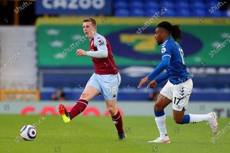 Matt Targett of Aston Villa