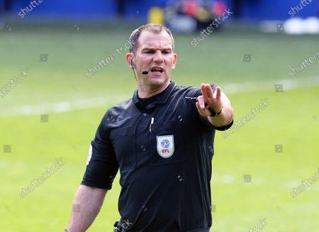 Editorial image of Sheffield Wednesday v Nottingham Forest, EFL Sky Bet Championship, Football, Hillsborough, Sheffield, UK - 01 May 2021