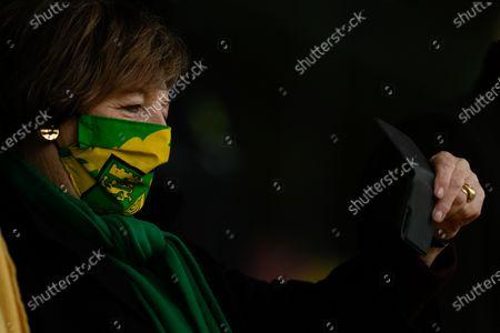 Editorial photo of Norwich City v Reading, EFL Sky Bet Championship, Football, Carrow Road, Norwich, UK - 01 May 2021