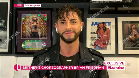 Stock Picture of Brian Friedman