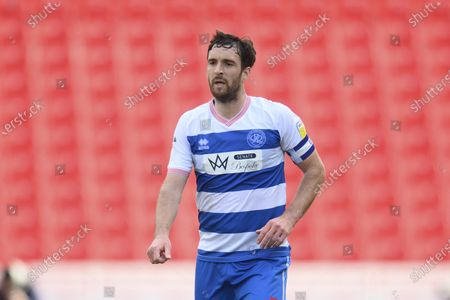 Lee Wallace of Queens Park Rangers.