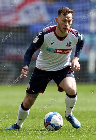 Gethin Jones of Bolton Wanderers