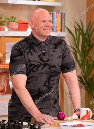 Editorial image of 'This Morning' TV Show, London, UK - 30 Apr 2021