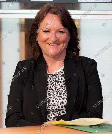 Stock Photo of Sue Hill