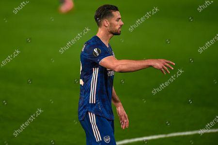 Pablo Mari of Arsenal FC