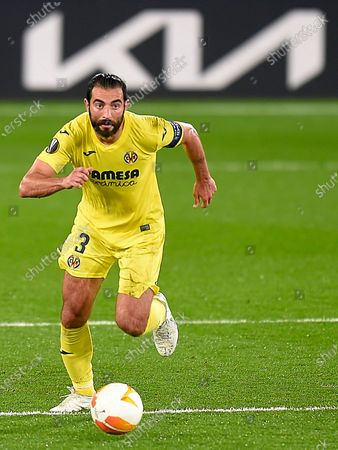 Raul Albiol of Villarreal CF