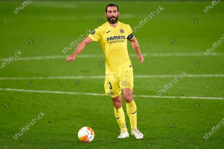 Editorial image of Villarreal CF v Arsenal FC, UEFA Europa League Semifinal, first leg, Football, La Ceramica Stadium, Villarreal, Spain - 29 APR 2021