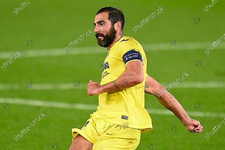 Editorial picture of Villarreal CF v Arsenal FC, UEFA Europa League Semifinal, first leg, Football, La Ceramica Stadium, Villarreal, Spain - 29 APR 2021