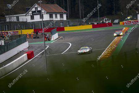 Editorial image of WEC 2021: Spa-Francorchamps, Circuit de Spa Francorchamps, Belgium - 30 Apr 2021
