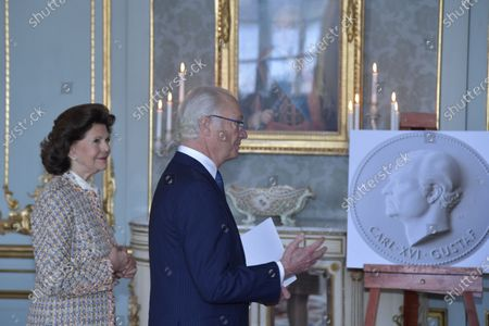 Editorial image of King Carl XVI Gustaf of Sweden 75th birthday, Stockholm, Sweden - 30 Apr 2021