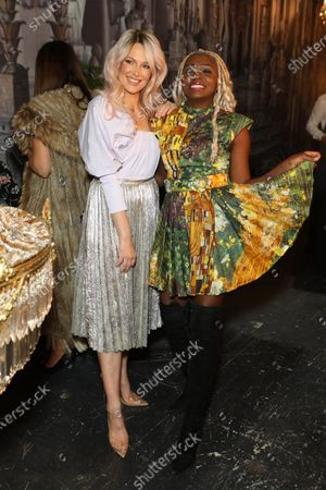 Lucy Rose Shepherd and Suzan Mutesi