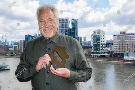 Editorial photo of Tom Jones scores record-breaking Number 1 album on Official Albums Chart, UK - 30 Apr 2021