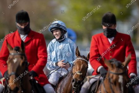 Editorial photo of Punchestown Racing Festival, Punchestown Racecourse, Co. Kildare - 30 Apr 2021