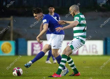 Editorial photo of SSE Airtricity League Premier Division, Finn Park, Donegal - 30 Apr 2021