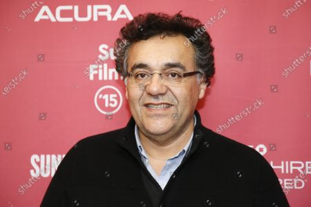 """Director Rodrigo Garcia appears at the premiere of """"Last Days in the Desert"""" during the 2015 Sundance Film Festival in Park City, Utah on . Garcia directs the new film """"Four Good Days"""" starring Glenn Close and Mila Kunis"""