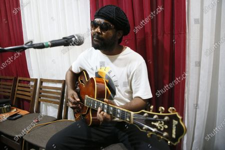 Editorial image of International Jazz Day in Abidjan, Cote Divoire - 29 Apr 2021