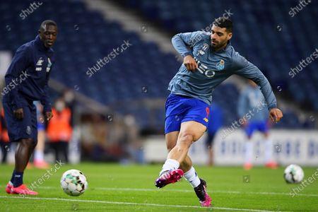 Mehdi Taremi of FC Porto before the match