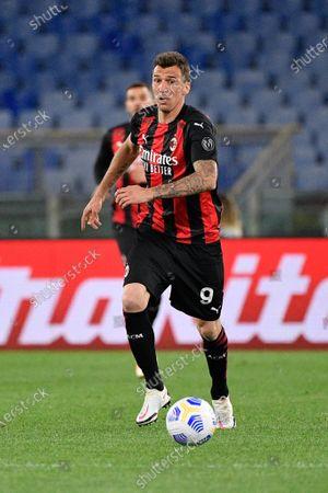 Mario Mandzukic of AC Milan