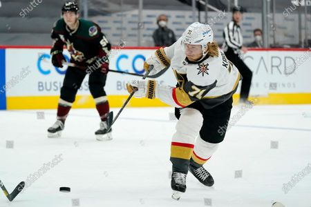 Editorial image of Golden Knights Coyotes Hockey, Glendale, United States - 30 Apr 2021