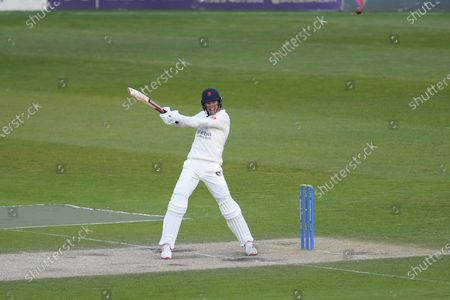Editorial photo of Sussex County Cricket Club v Lancashire County Cricket Club, LV= Insurance County Championship - 01 May 2021